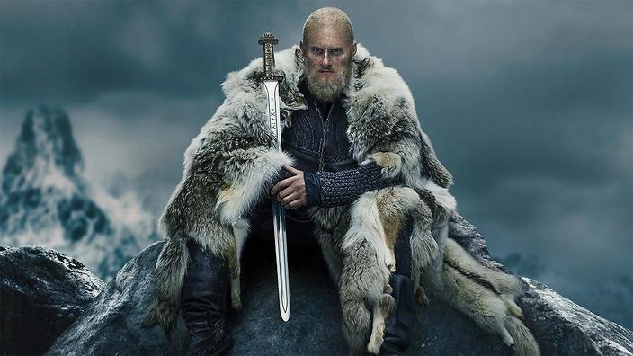 Vikings Temporada 6 chega na Netflix em fevereiro
