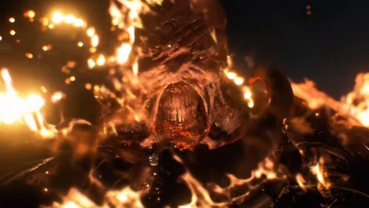 Novo trailer de Resident Evil 3 mostra o Nemesis em ação