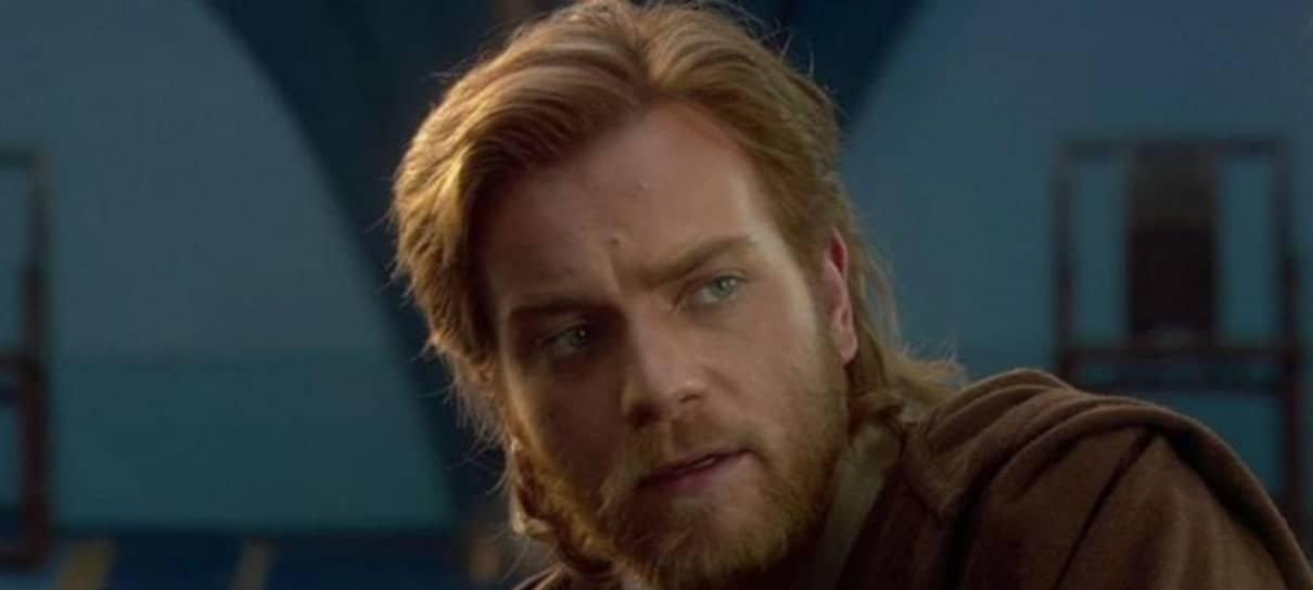 Série do Obi-Wan começará a ser produzida em 2021, diz Ewan McGregor