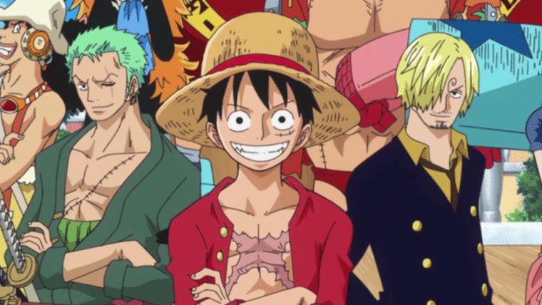 Netflix vai produzir live-action de One Piece