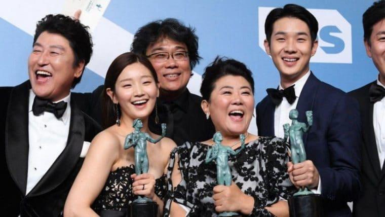 SAG 2020   Parasita é o primeiro filme estrangeiro a vencer na categoria principal