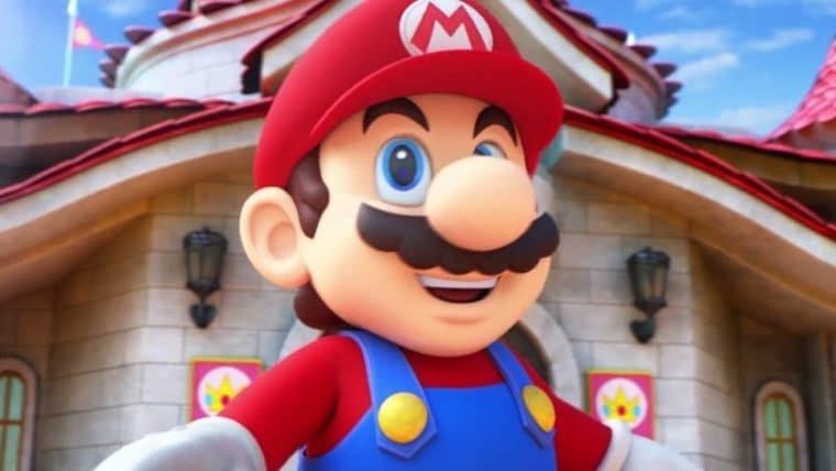 Parque temático da Nintendo ganha primeiro vídeo promocional