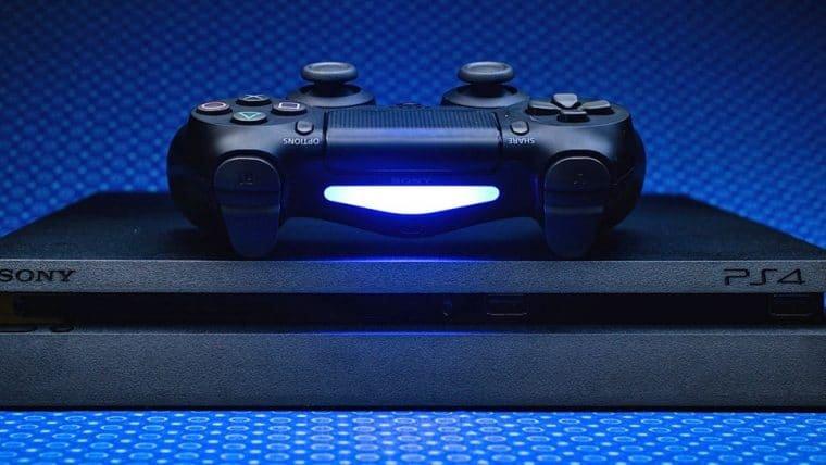 PlayStation 4 vendeu 106 milhões de unidades e mais de 1,15 bilhões de jogos