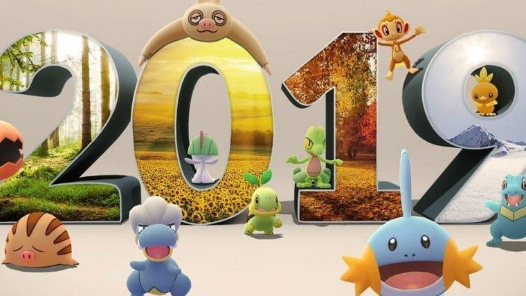 Pokémon Go arrecadou quase US$ 900 milhões só em 2019, segundo estimativas