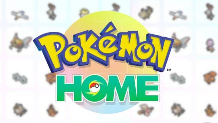 Pokémon Home ganha data de lançamento