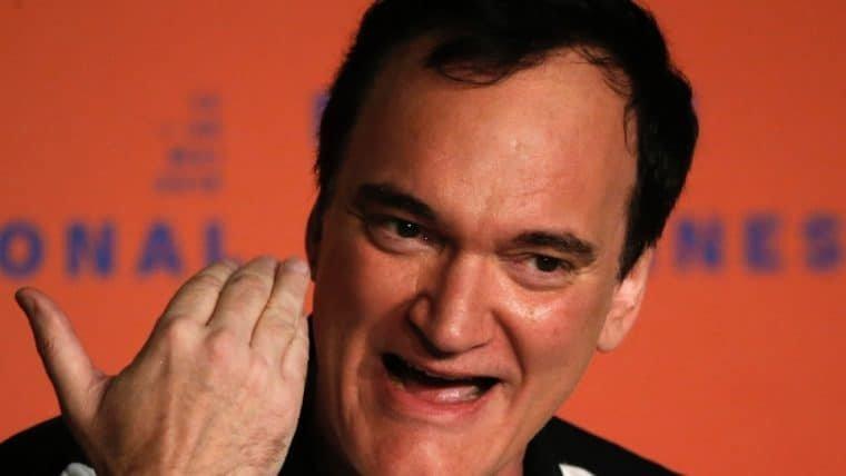 Quentin Tarantino não será mais o diretor do próximo Star Trek