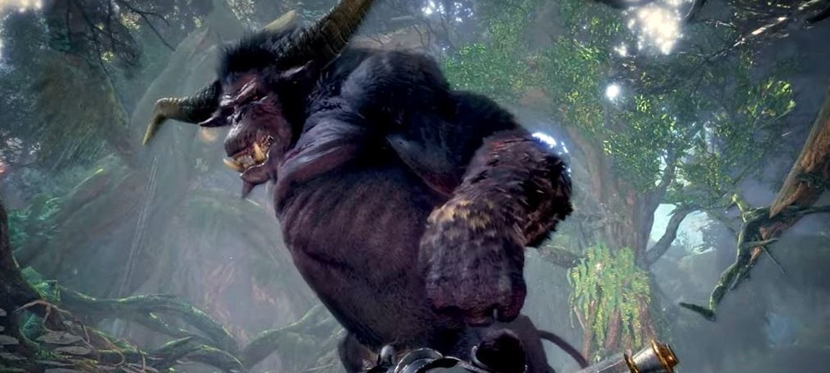 Vídeo de bastidores mostra captura de movimentos dos monstros em Monster Hunter: World