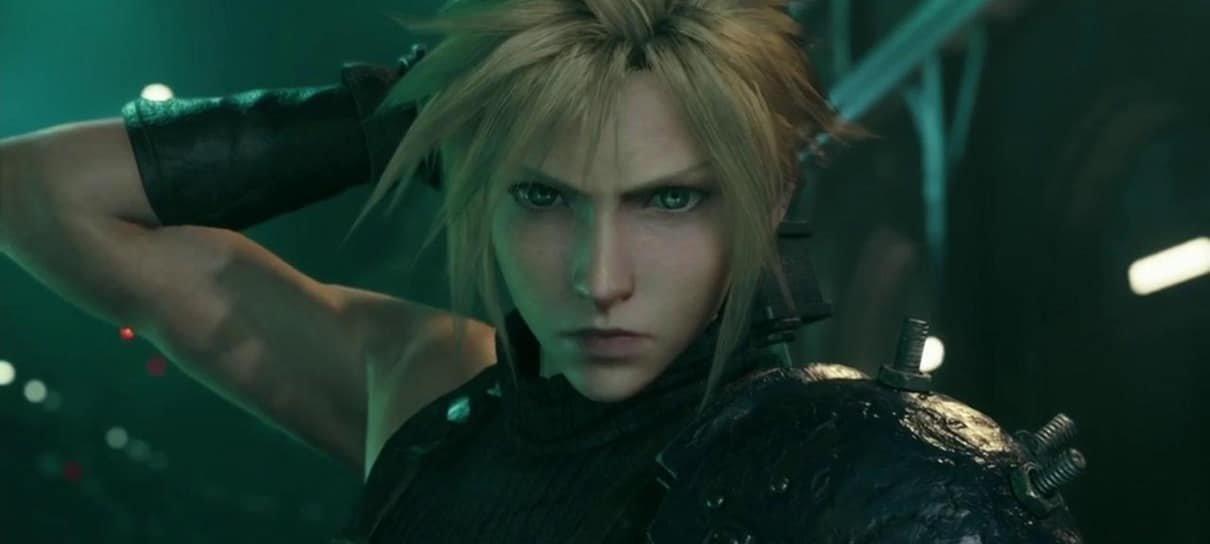 Remake de Final Fantasy VII é adiado para abril de 2020