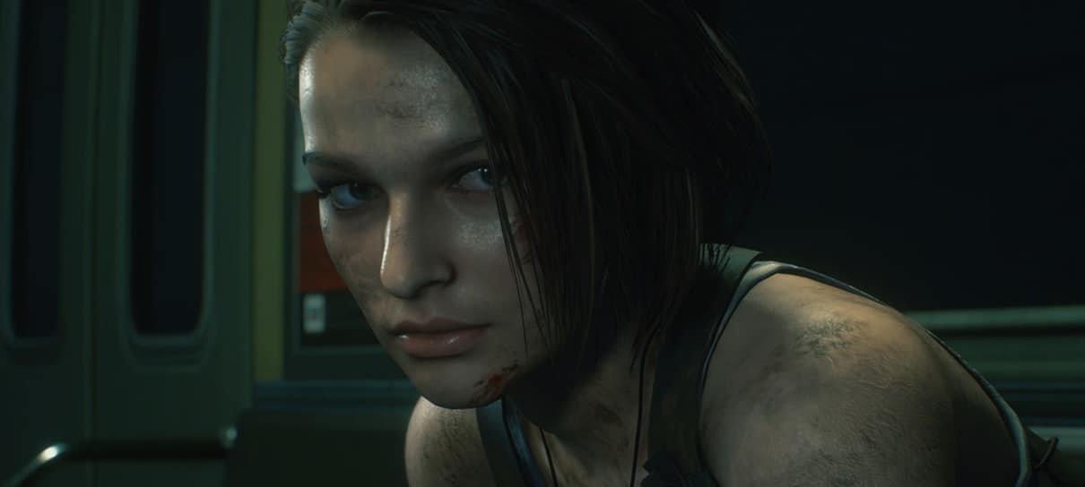 Remake de Resident Evil 3 exigirá quase o dobro de espaço de RE2