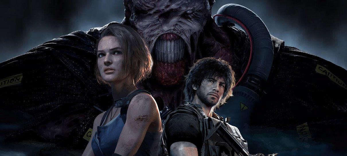 Remake de Resident Evil 3 não terá múltiplos finais