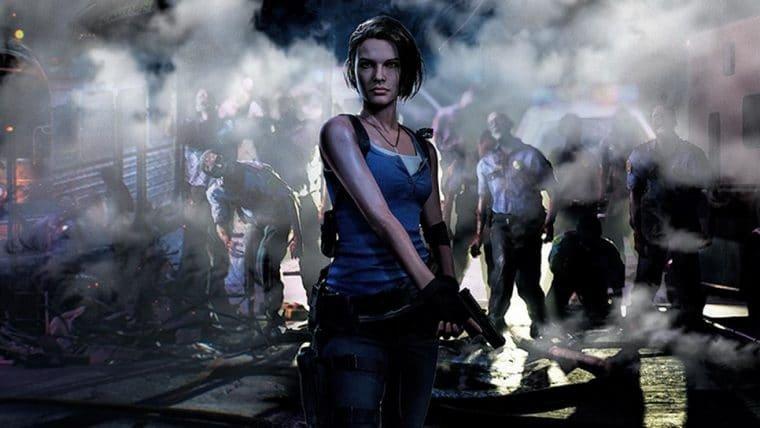 Resident Evil 3 será focado na ação e não no terror causado pelos zumbis