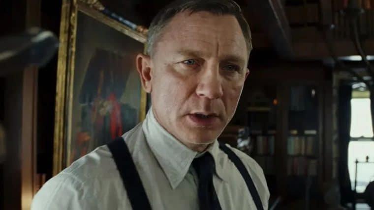 Novo Entre Facas e Segredos deve manter Daniel Craig interpretando o protagonista