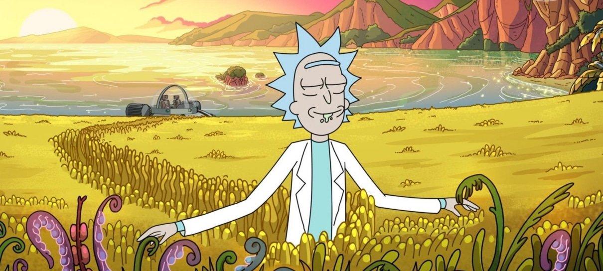 Justin Roiland, cocriador de Rick and Morty, está trabalhando em nova série