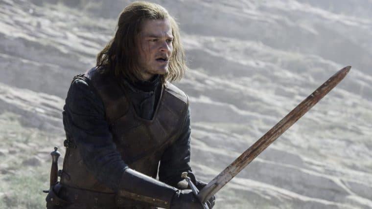 Robert Aramayo, de Game of Thrones, entra para o elenco de O Senhor dos Anéis, diz site