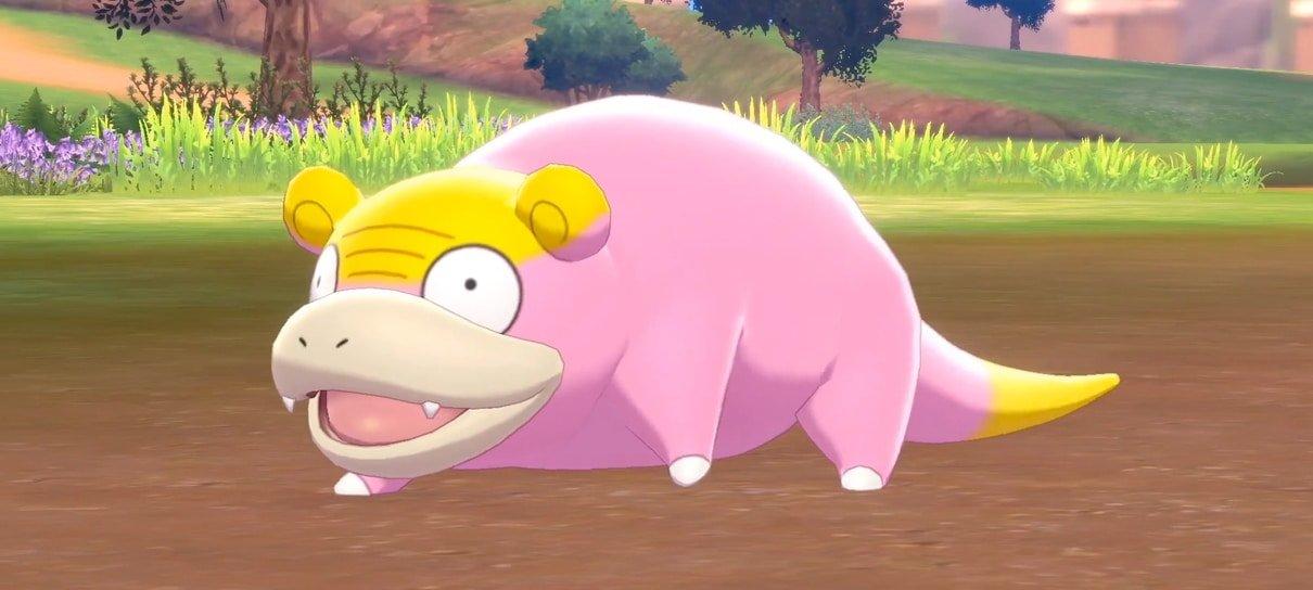 Pokémon Sword & Shield | Jogos receberão atualização gratuita com Slowpoke de Galar