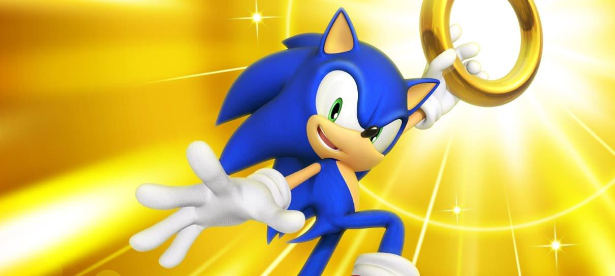 Sonic 2020 é projeto da Sega para anunciar novidades da franquia mensalmente