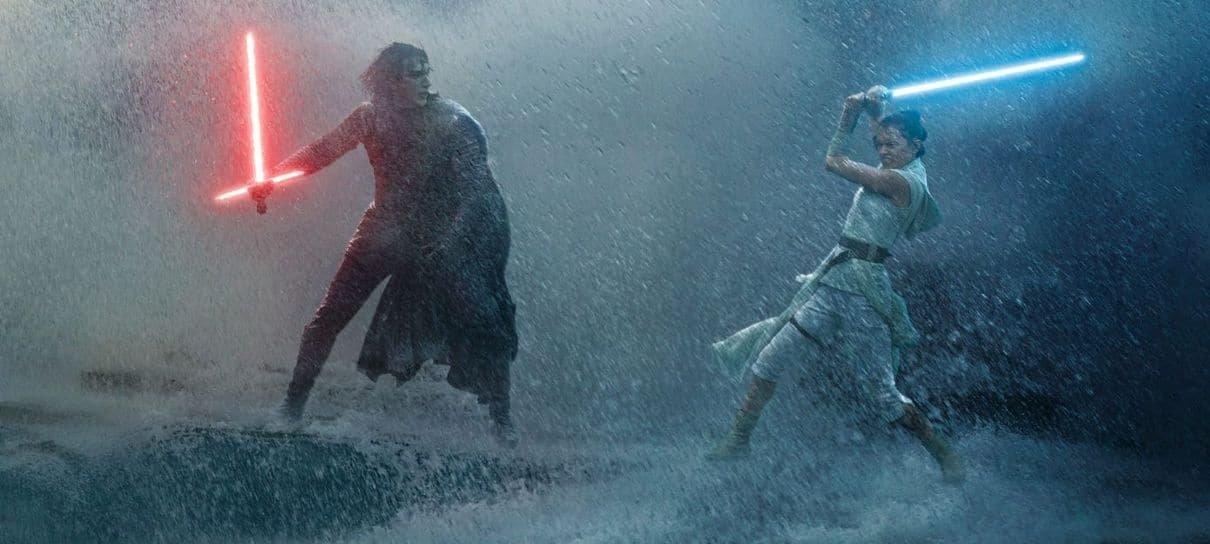 Star Wars: A Ascensão Skywalker   Imagens do artbook parecem confirmar o roteiro vazado