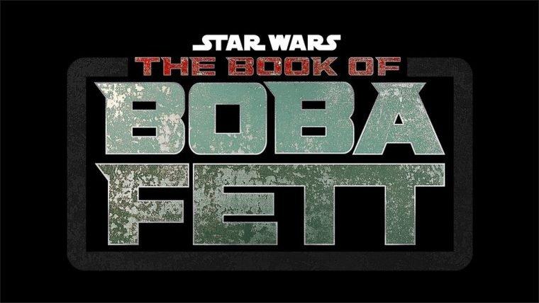 Logo de The Book of Boba Fett (Divulgação/Lucasfilm)