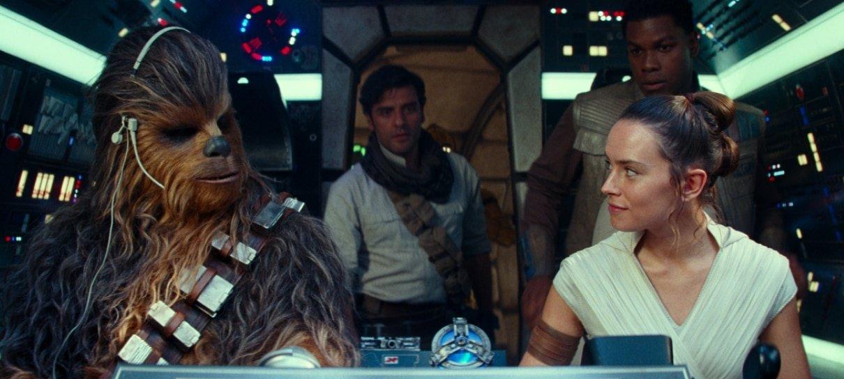 Star Wars: A Ascensão Skywalker | Cenas importantes foram gravadas nas refilmagens