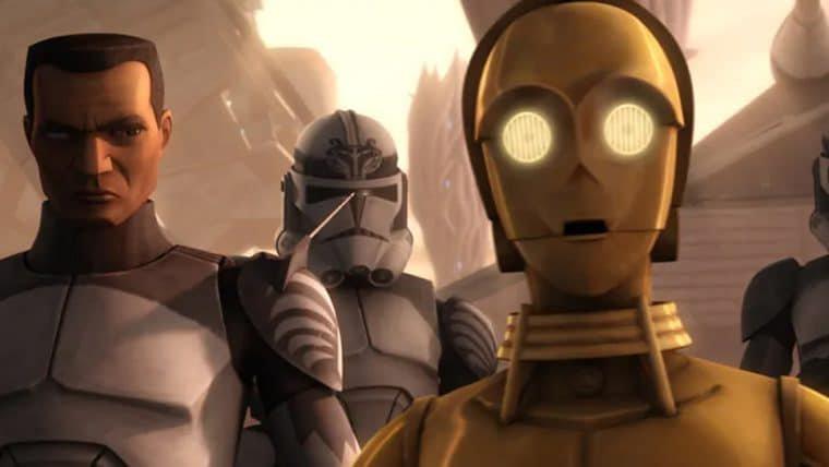 Star Wars: The Clone Wars | Última temporada da série ganha data de estreia