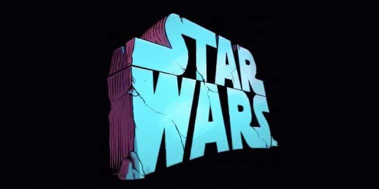 Logo provisório do filme de Taika Waititi (Divulgação/Lucasfilm)