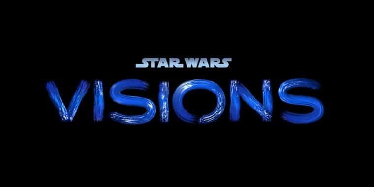 Logo de Visions (Divulgação/Lucasfilm)