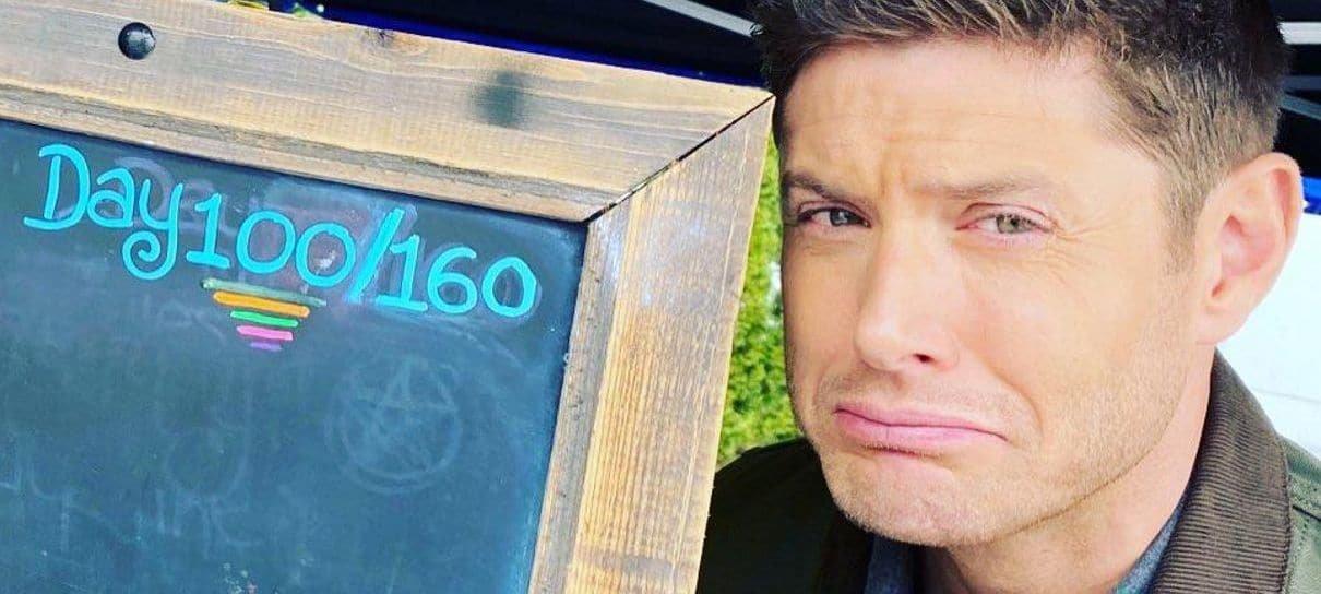 Supernatural | Atores retornam ao set para os últimos 60 dias de filmagens