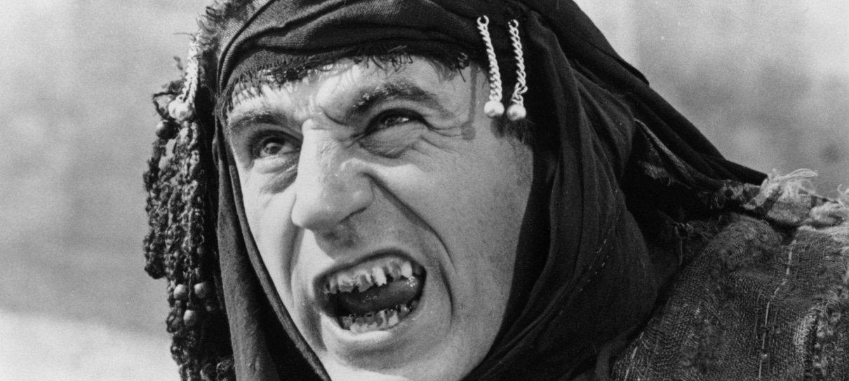 Terry Jones, do Monty Python, morre aos 77 anos