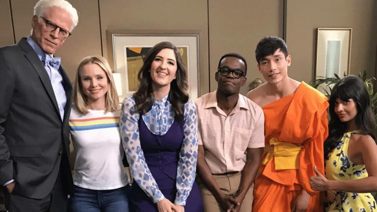 The Good Place | Elenco se despede da série e agradece aos fãs