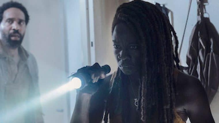 The Walking Dead | Michonne e Virgil aparecem em foto do novo episódio