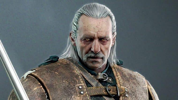 The Witcher   Animação da Netflix vai contar a história do mentor de Geralt