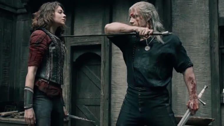 The Witcher   Henry Cavill explica como a cena de luta do primeiro episódio foi feita