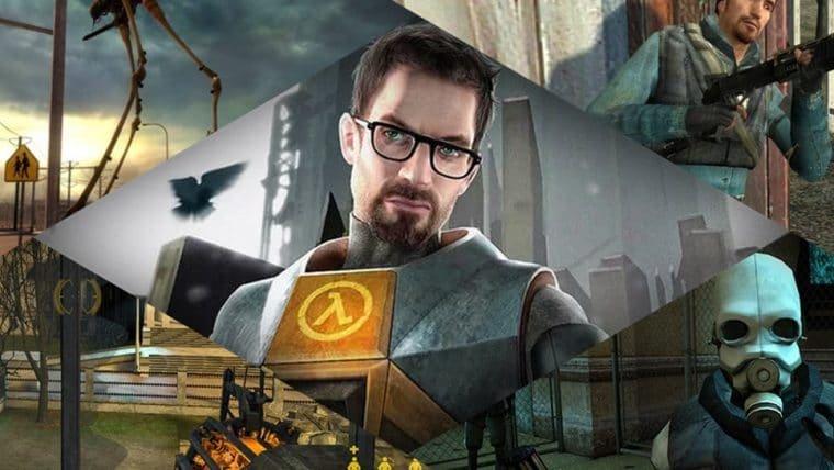 Todos os jogos de Half-Life estão gratuitos no Steam até abril