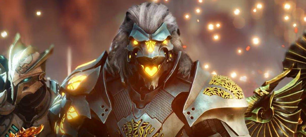 Trailer de Godfall vaza e revela detalhes do gameplay