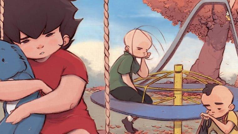 Turma da Mônica - Lições | Diretor compara set de filmagens com capa da graphic novel