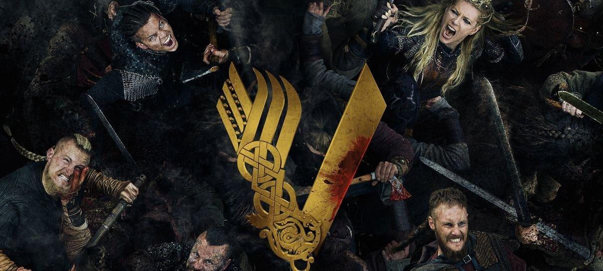 Vikings | Equipe fala sobre morte chocante na sexta temporada