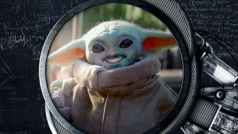 A biologia do Baby Yoda