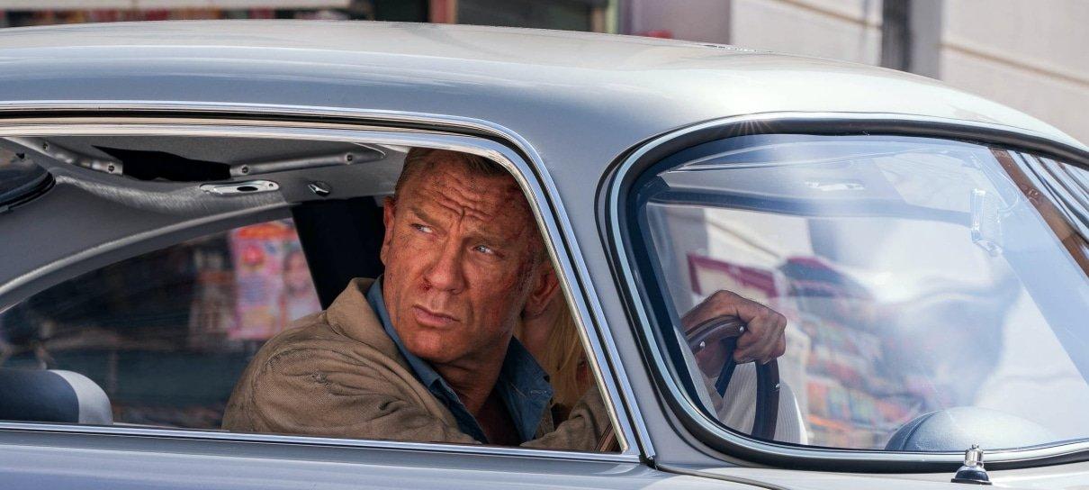Premiere chinesa de 007 – Sem Tempo Para Morrer é cancelada em decorrência do coronavírus