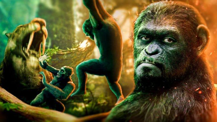 Ancestors: The Humankind Odyssey - Nasce o Azalíder