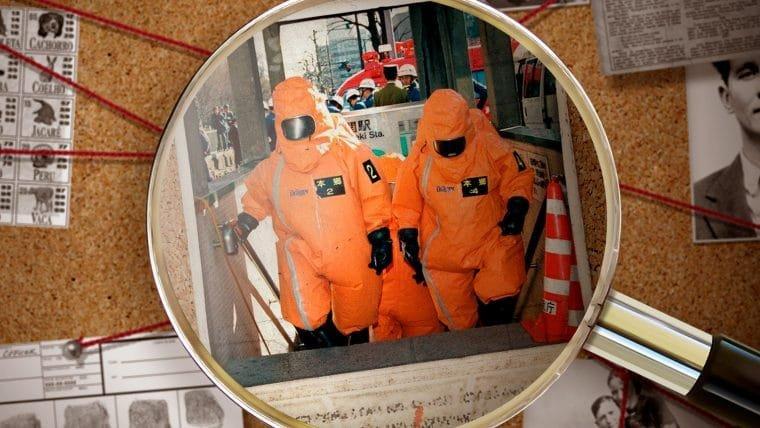 O culto que atacou o metrô de Tóquio com gás sarin