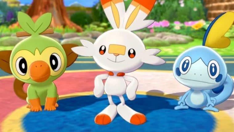 Nintendo faz pronunciamento sobre vazamentos de Pokémon Sword & Shield
