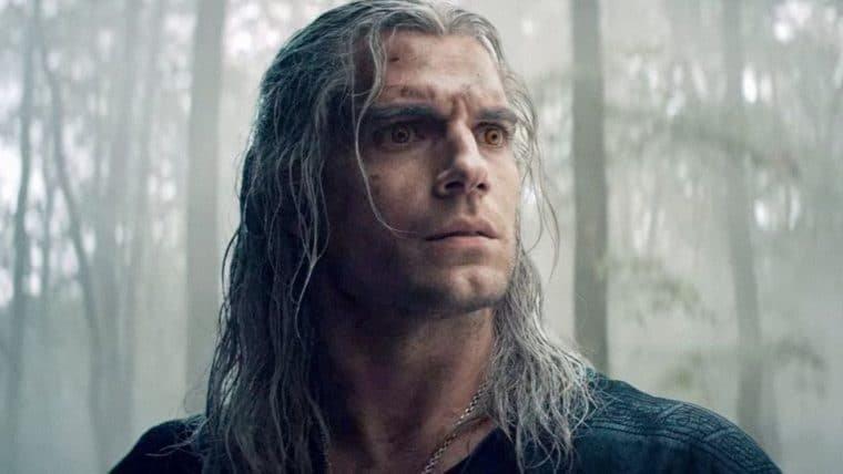 The Witcher   Grunhidos de Geralt foram improvisados por Henry Cavill