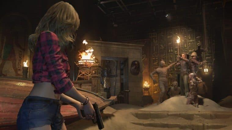 Alex Wesker e Ozwell Spencer serão jogáveis em Resident Evil Resistance