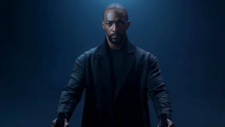 Altered Carbon | Teaser da segunda temporada mostra Anthony Mackie como Takeshi
