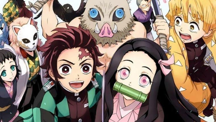 Anime Awards Brasil 2020 | Demon Slayer e Beastars são destaque na premiação