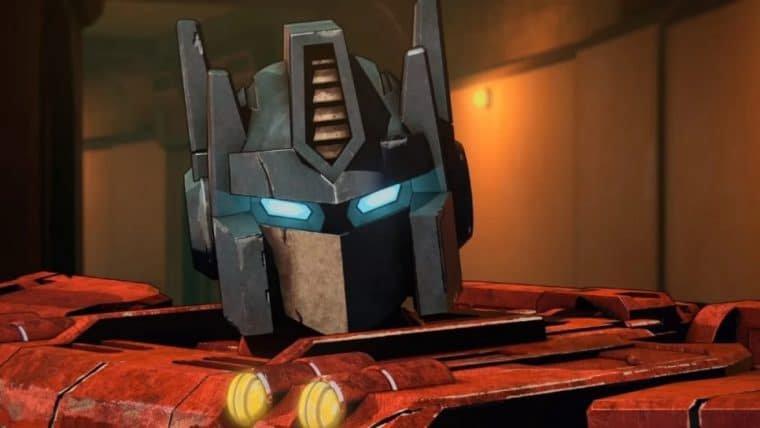 Anime de Transformers, War for Cybertron ganha trailer