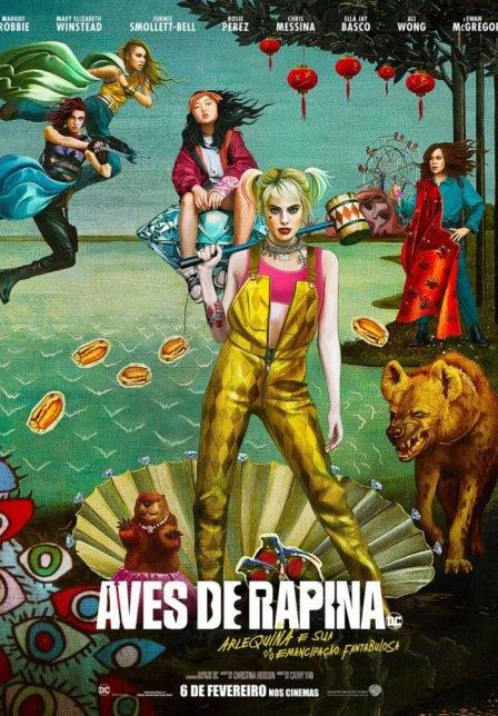 Aves de Rapina: Arlequina e Sua Emancipação Fantabulosa | Crítica