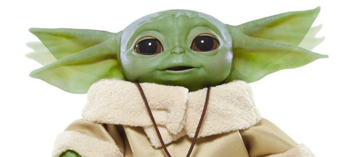 Baby Yoda ganhou um colecionável animatrônico com mais de 25 movimentos