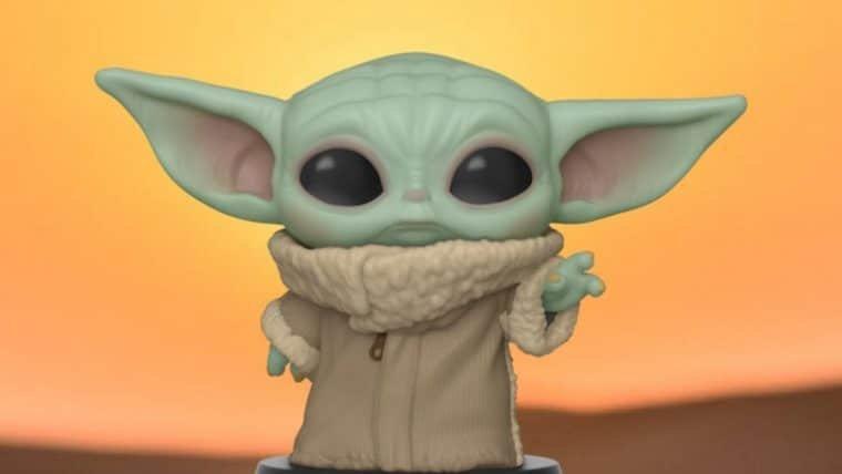 Funko POP! do Baby Yoda já é o mais vendido da história, antes mesmo do lançamento