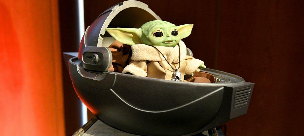 Baby Yoda ganha novas pelúcias, colecionáveis e LEGO